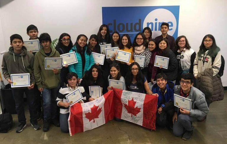Nuestros alumnos obtuvieron sus certificados de proficiencia del idioma inglés.
