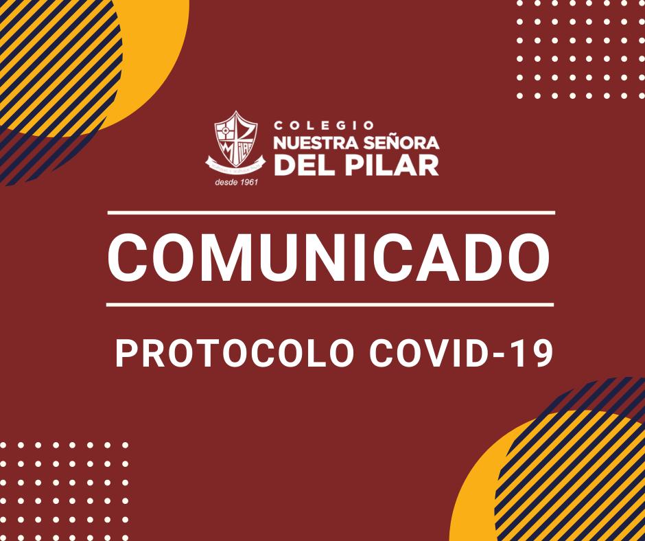 Protocolo a seguir para prevenir el contagio del Coronavirus
