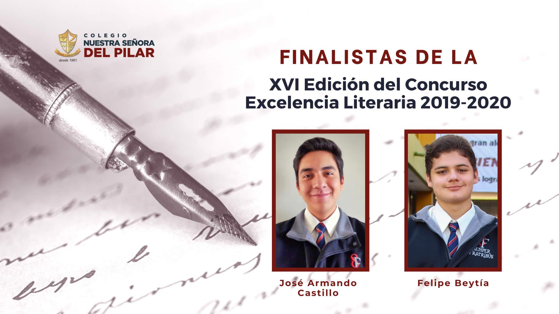XVI edición de Excelencia Literaria 2020